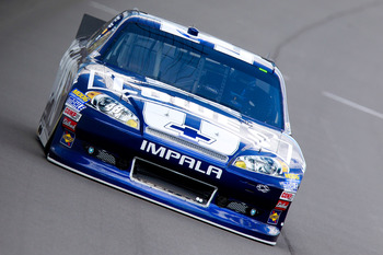 Jimmie Johnson finished 27th at Michigan