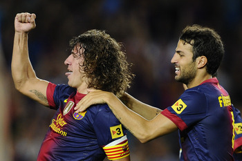 Puyol is back!