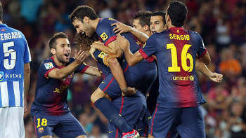 Photo courtesy of fcbarcelona.com