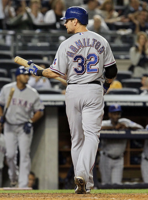 Josh Hamilton/ Getty Images