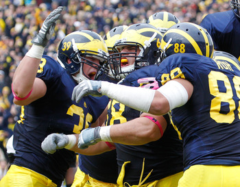 No bends, no breaks -- Michigan needs its defense to be on-point Sept. 1 against Alabama.