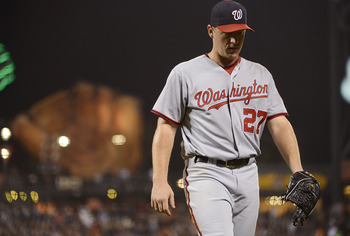 Jordan Zimmerman must support Gio Gonzalez and pressurize the opposition.