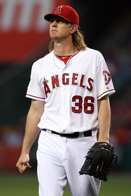 Jared Weaver and the Angels hitting could prove to be too much for the A's to handle.