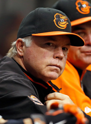 Buck Showalter has the Orioles playing like... well, the A's!