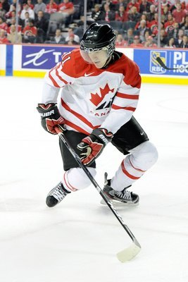 Jonathan Huberdeau of the QMJHL