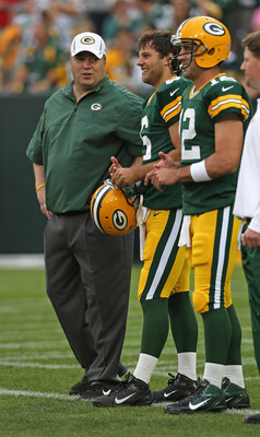McCarthy has enjoyed strong quarterback play.