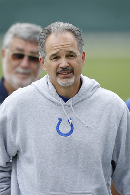 Pagano has a project but at least has someone to help him.