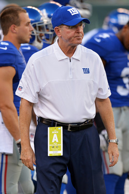 Coughlin has been just the disciplinarian needed.