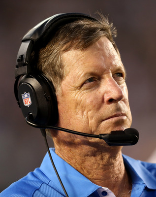 It seems like Norv Turner is always on the hot seat.