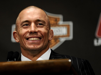 GSP loves this cliche. Maybe he even made it a cliche?