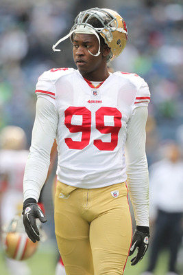 49ers defensive star Aldon Smith