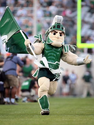 Sparty hasn't seen a Michigan State loss at home in over two years. Will it continue versus Boise State?