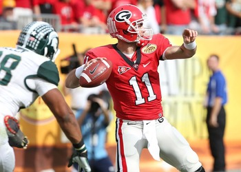 Aaron Murray and Georgia look to start off the season in style as they host Buffalo.