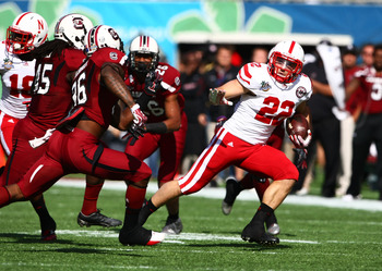 Rex Burkhead for Heisman? Nebraska fans say, yes.