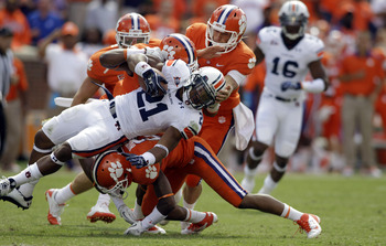 Auburn and Clemson will clash again in this early-season ACC-SEC matchup.
