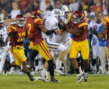 No. 1 USC looks to continue their dominating ways in 2012.
