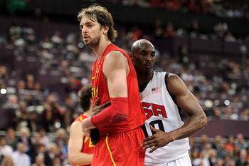 Pau Gasol is finally relieved to know he is still part of the Lakers plans.