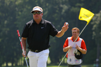 Carl Pettersson has rebounded well from the disappointment at Kiawah Island