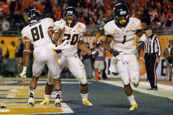 Tavon Austin (1) should reach pay dirt against JMU