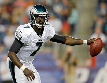Michael Vick has been successful against the NFC East.