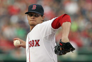 "Clay Buchholz is the true ""Texas Tough Guy"", not Josh Beckett."