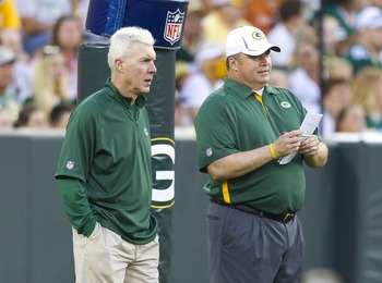 It's far from a true simulation, but Dyntasy players come much closer to performing the glamorous aspects of jobs held by Green Bay Packers general manager Ted Thompson and coach Mike McCarthy.