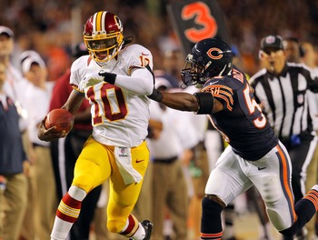 Washington Redskins rookie quarterback Robert Griffin makes a nice upside pick in re-draft leagues, but he is fantasy gold in dynasty formats.