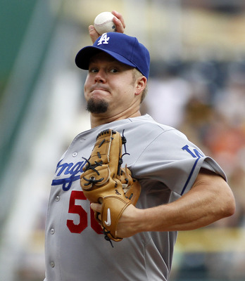 Joe Blanton was just one of the names brought up in rumors surrounding the O's search for pitching.