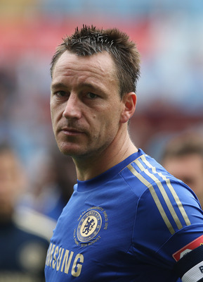 Tabloid Favourite John Terry