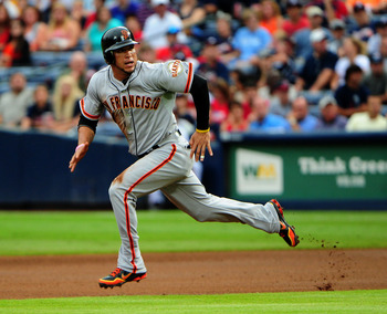 Neither Gregor Blanco or Justin Christian makes the Giants comfortable in left field.