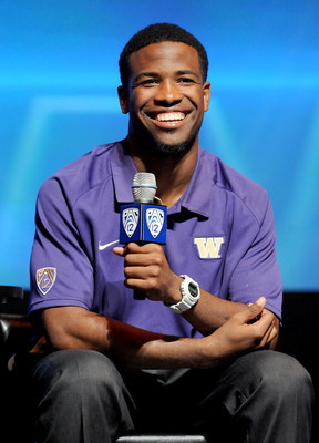 Keith Price, Washington Huskies