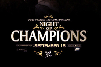 Возможные матчи на Night of Champions