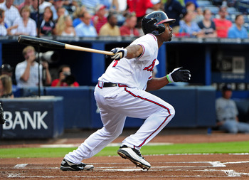 Michael Bourn may cost too much for the Braves.