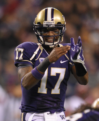 Keith Price - Washington Huskies