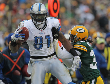 Dear NFL defenders: Try bringing down Calvin Johnson at your own peril.