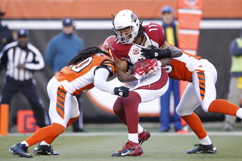 Larry Fitzgerald is a future Hall-of-Famer still primed for great seasons.