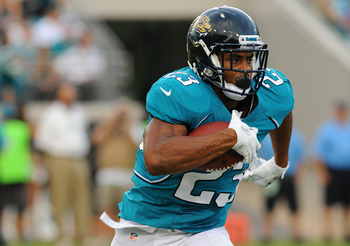 Jennings and the Jaguars' starters will get extended playing time this week.