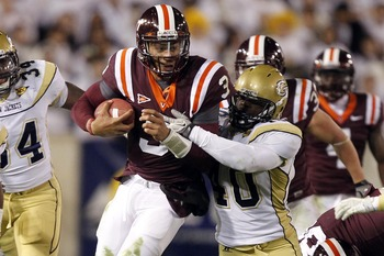 Virginia Tech and Georgia Tech will meet for an early-season ACC battle on Labor Day.