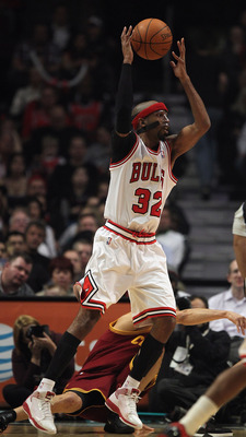 Will Hamilton remain with the Bulls for the entire season?