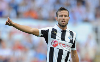 Cabaye: Impressing at St. James'