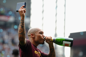 De Jong: Champagne times coming to an end?