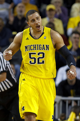 Jordan Morgan is BIG. Now he needs to show Michigan why