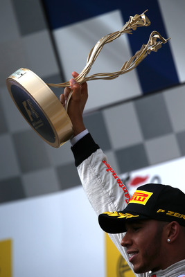 Hamilton wins in Hungary, the final race before the mid-season break