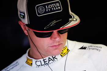 Räikkönen's return has gone to plan so far