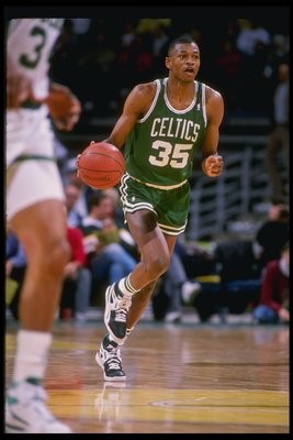 Reggie Lewis had already made an All-Star team before he died.