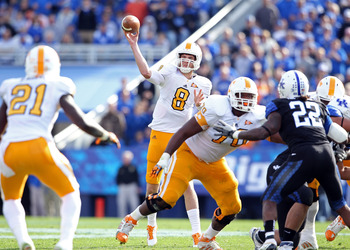 Tyler Bray looks to open the season the right way with a win against NC State.