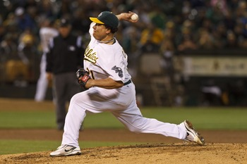 Who has been the best pitcher in the last month? You could argue Bartolo Colon