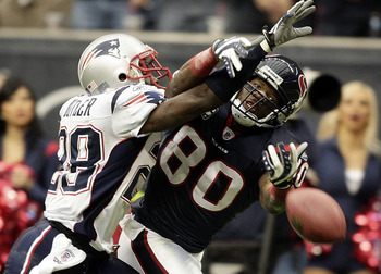Receiver Andre Johnson