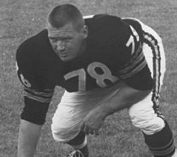 Stan Jones (photo courtesty of chicagobears.com)