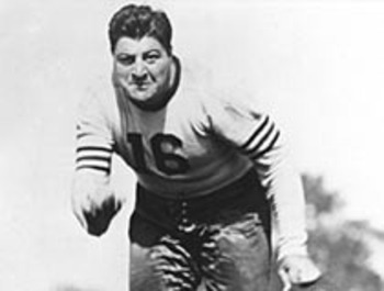 George Musso (photo courtesty of ChicacgoBears.com)